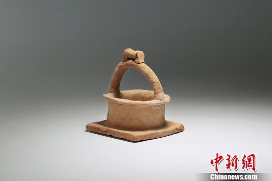 图为陶井。陕西省考古研究院 供图