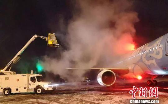 西安咸阳机场航班起降正常、旅客出行正常。供图