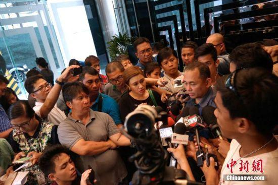 菲律宾马尼拉酒店袭击事件造成36人死亡