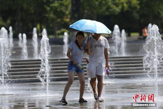 西安连续4天气温超40℃ 为历史同期首次出现