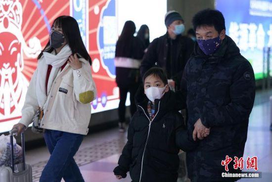 北京西站(zhan)迎�泶哼\返(fan)程客流
