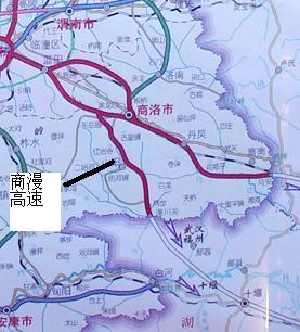 福银高速公路在陕西境内实现全线贯通