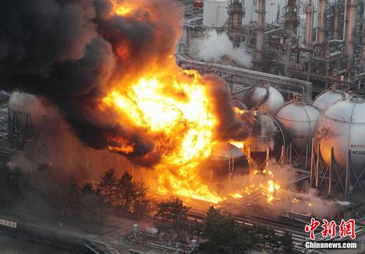 日媒称福岛核电站疏散民众中已有160人遭核辐射